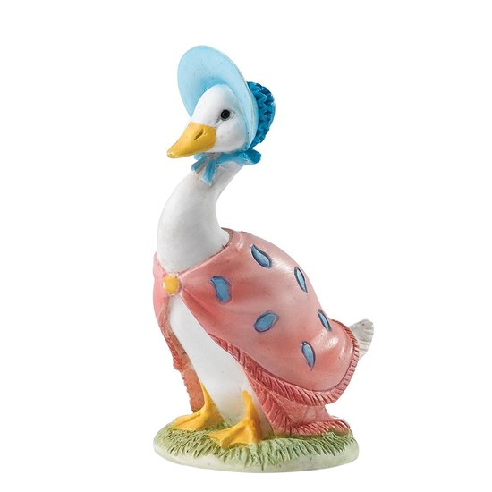 720322282945 Beatrix Potter Jemima Puddle-Duck Mini Figurine