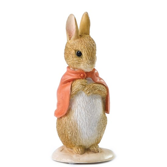 720322282976 Beatrix Potter Flopsy Mini Figurine