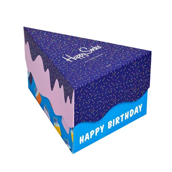 XBDA08-6001 Happy Socks Happy Birthday Gift Box