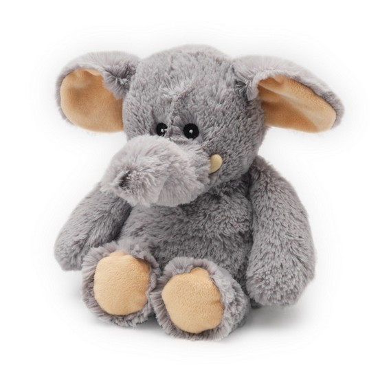 5060075680694 Warmies Elephant Heatable Soft Toy