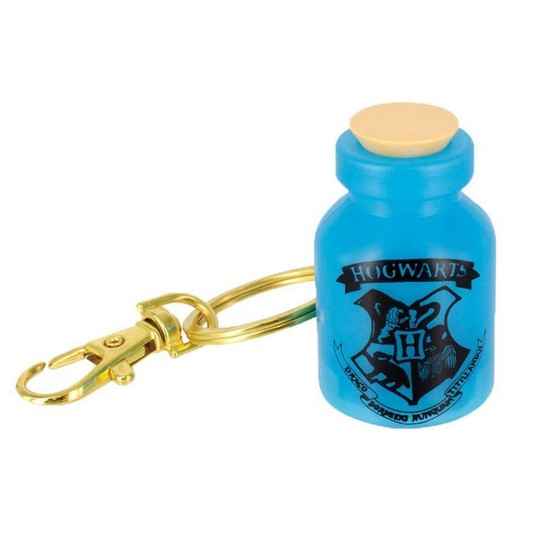 5055964705916 Harry Potter Light Up Keyring
