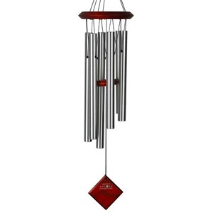 Associate Product Woodstock Chimes Of Pluto - Silver