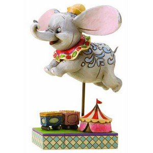 Associate Product Faith in Flight Dumbo Figurine