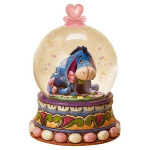 Associate Product Gloom to Bloom Eeyore Snow Globe