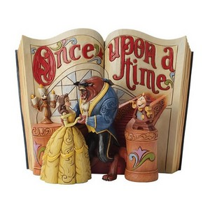 Associate Product Disney Traditions Love Endures Beauty & The Beast Storybook