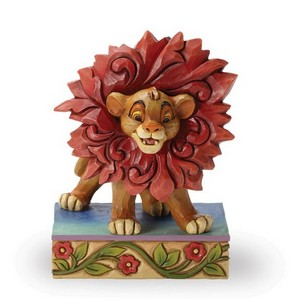 Associate Product Can't Wait To Be King Simba Figurine