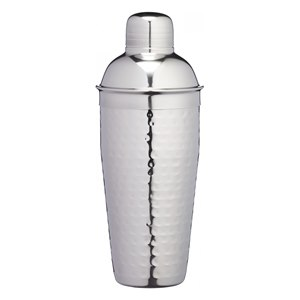 Associate Product Barcraft Hammered-Steel Cobbler Style Shaker