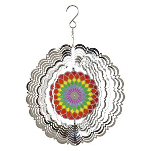 Associate Product Spectrum Cosmo Spinner - Flower of Life